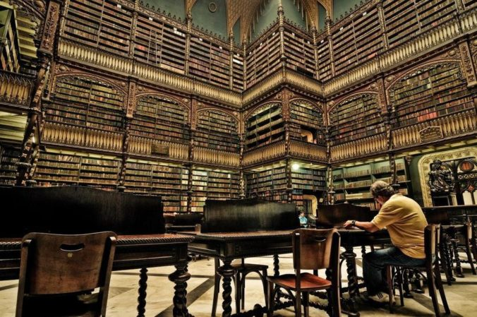 Librarians manage massive amounts of data