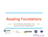 Learn to Read, Read to Learn – IGNITE 2018